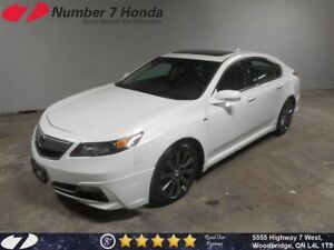 2014 Acura TL A-Spec| Leather, Sunroof, Bluetooth!