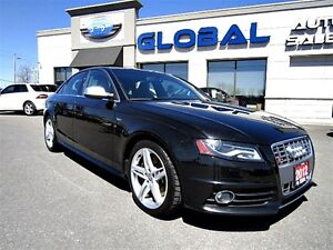 2012 Audi S4 3.0 Premium TECHNIK PKG, NAVIGATION, SUNROOF