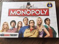 MONOPOLY - THE BIG BANG THEORY MONOPOLY GAME