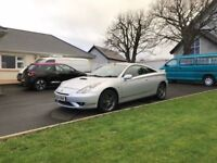 2004 Toyota Celica 1.8 VVT-i 3dr Coupe +++ A real eyecatcher