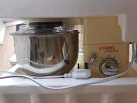 COOKS PROFESSIONAL STAND MIXER 800W - Like New