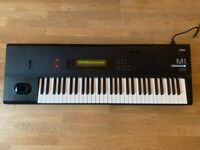 Korg M1 Workstation Synthesizer
