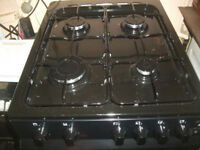 gas cooker new world twin cavity new with packing