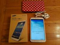 Samsung galaxy tab 3 8.0 inch 16gb WiFi tablet