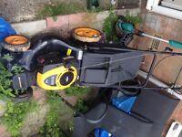 McCullough petrol lawn mower