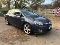 Vauxhall Astra Sri 160BHP Diesel NEW MOT HPI CLEAR QUICK SALE!