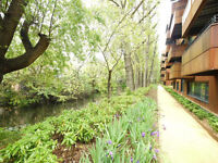 Fantastic new 2 bedroom canal side apartment with large balcony moments to Angel and Old Street N1.