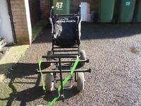 maver 4 wheel barrow