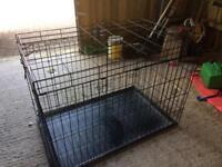 Large pet/ cat/ Dog cage