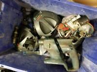 Joblot Bosch 36v SDS Drills