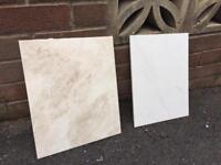 New tiles (1-1.5 box), £5 Each