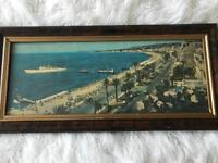 Vintage Picture Of 1920s Nice on The French Riviera