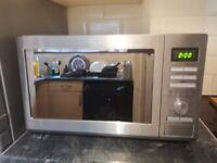 Russell Hobbs 30L Stainless Steel Digital Combination Microwave