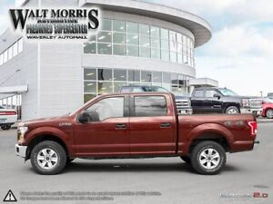 2016 Ford F-150 XLT SUPERCREW; LOCAL VEHICLE, ONE OWNER