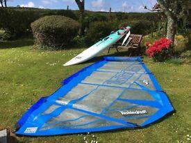 Mistral CGI Evolution Wind Sailing Board. (No mast)