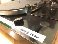 Vintage Thorens TD318 Hifi Turntable/ Record Player