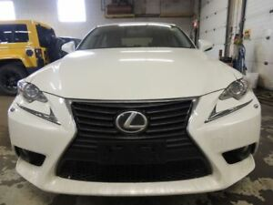 2014 Lexus IS 250 AWD, BACK UP CAMERA, SUNROOF, LEATHER