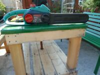 bosch corded elec. chain saw AKE 35S