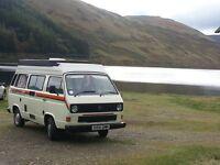 VW Campervan for sale.