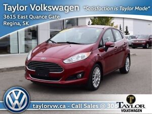 2014 Ford Fiesta (4) Titanium Fully Equipped Titanium with Only