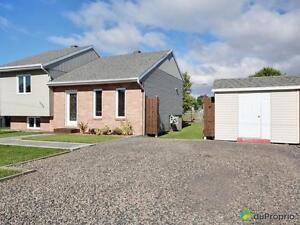 239 000$ - Maison à un étage et demi à St-Jean-Chrysostome