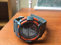 Digital watch in very good condition.