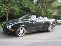 2003 Mercedes Benz CLK320 Convertible