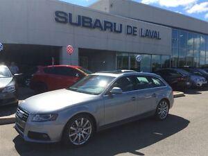 2009 Audi A4 2.0T Premium *Toit Ouvrant Panoramique*