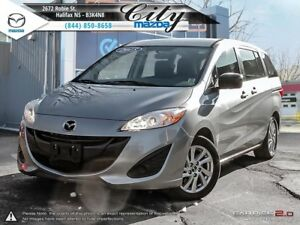 2015 Mazda Mazda5 GS LOADS OF SPACE! 3 ROWS OF SEATING!