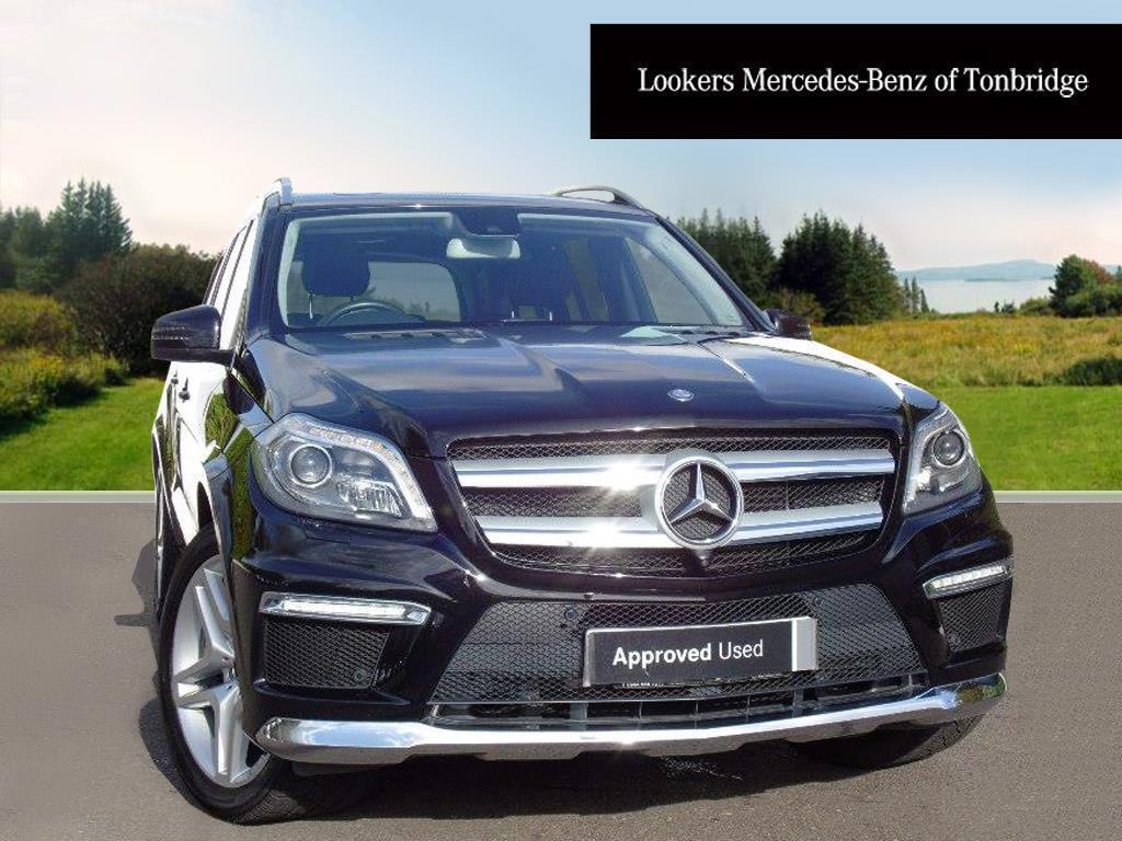 Mercedes-Benz GL Class GL350 BLUETEC AMG SPORT (black) 2016-03-31