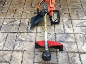 large Kawasaki KBH48A STRIMMER & HARNESS £150.00 O.N.O
