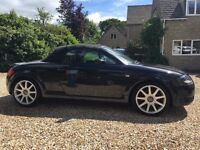 Audi TT 1.8 T Roadster Quattro 2dr - ONLY 69,000 Miles On Clock