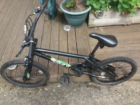 X-Rated 8 Ball BMX Bike