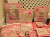 BABY SHOWER ITEMS FOR BABY GIRL