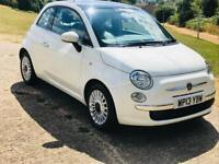 2013 54000 miles jus been serviced by fiat