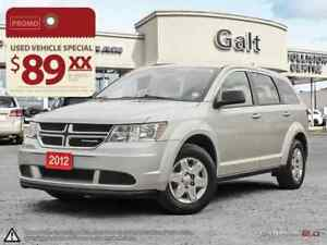 2012 Dodge Journey CVP   LOCAL TRADE IN  