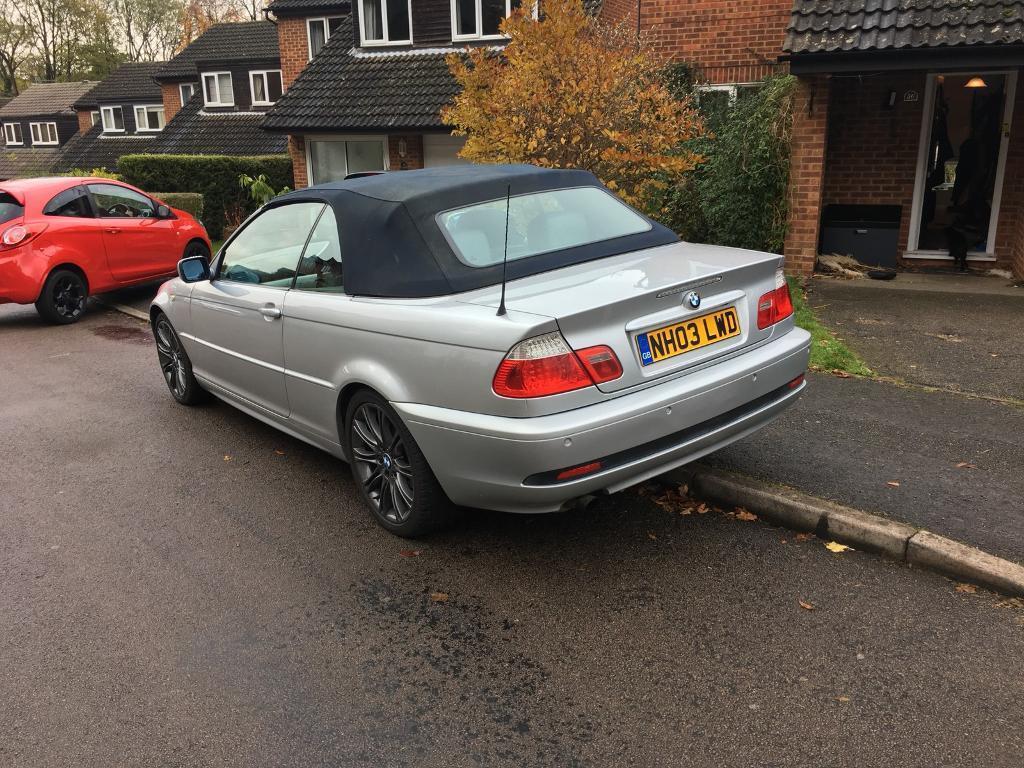 BMW 318Ci Convertible