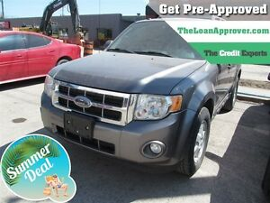 2009 Ford Escape XLT * 4WD * CAR LOANS FOR ALL CREDIT