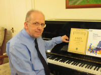 SKYPE PIANO LESSONS with experienced piano teacher