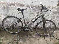 specialized ariel sport ladies mountain bike 24 speed