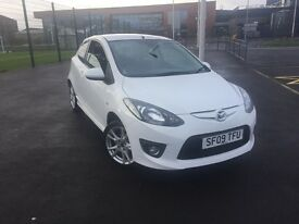 MAZDA2 WHITE 1.5 SPORT C,ANT GET FIANANCE WEE CAN HELP