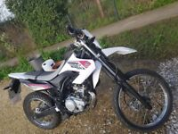 Yamaha wr 125r pristine conditon extremely low milage
