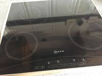 Neff Ceramic Hob for sale , only 2yrs old , selling due to having a new kitchen fitted