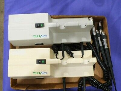 Lot Of 2 Welch Allyn Inc. 767 Series Transformer Without Heads