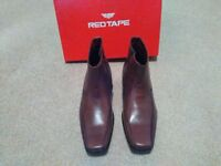 Red Tape Boots