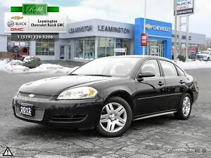 2012 Chevrolet Impala CLEAN CARPROOF LOCALLY OWNED FWD V6