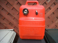 fuel tank for outboard engine