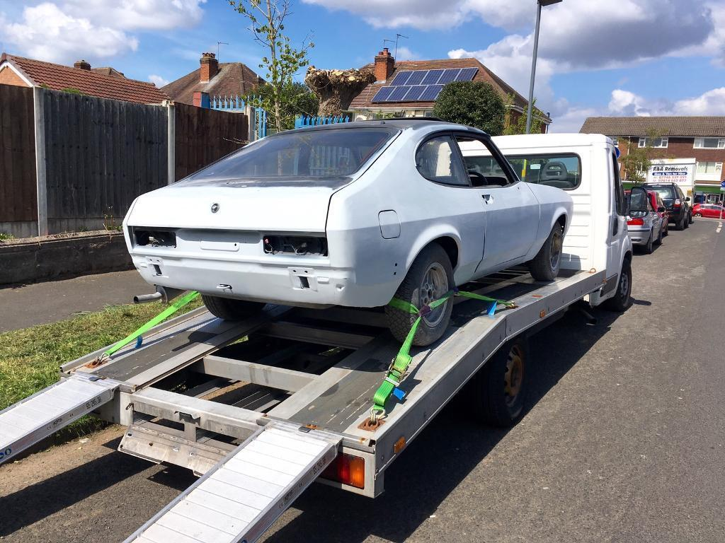 Cheap Car recovery £25 breakdown vehicle collection delivery ...