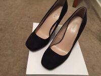 Black Carvela shoes