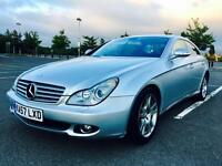 Mercedes Cls 320 cdi low miles may px swap why 5995